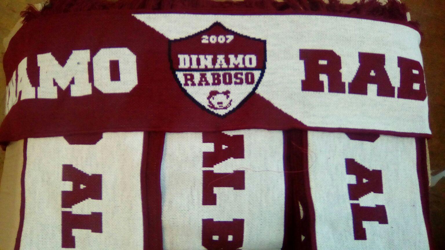 Sciarpe merchandising ASD DINAMO RABOSO – San Polo di Piave